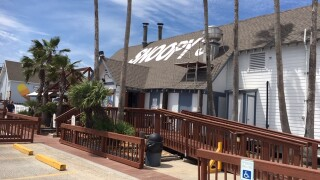 Snoopy's Pier offering dockside food delivery