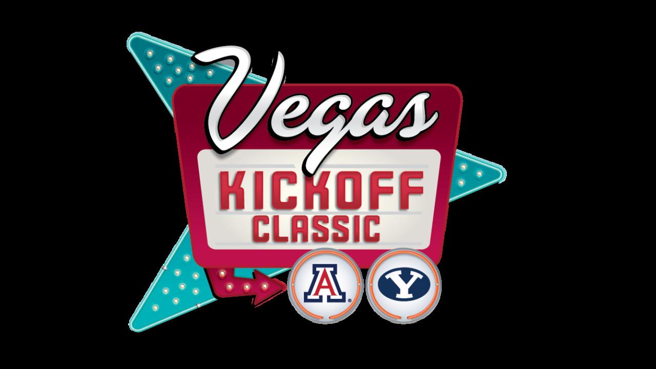 Vegas Kickoff Classic primary logo
