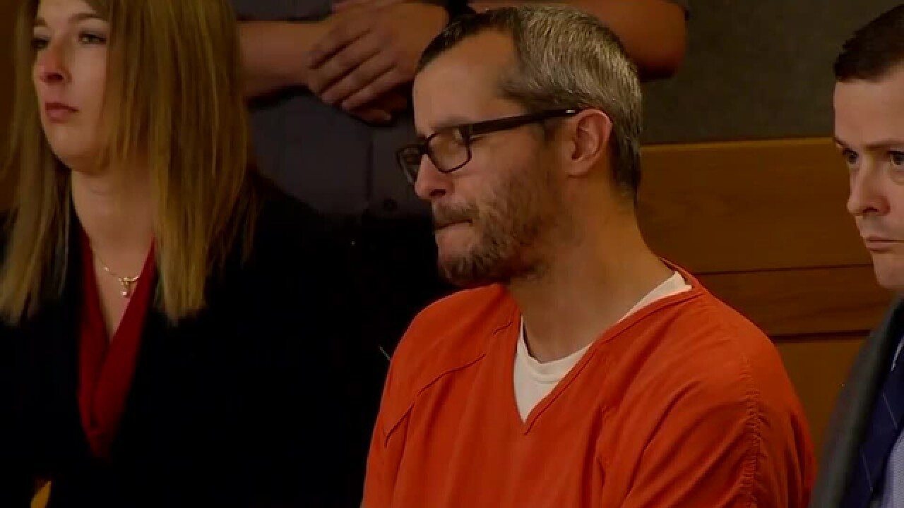 Chris Watts reportedly moved to Wis. prison