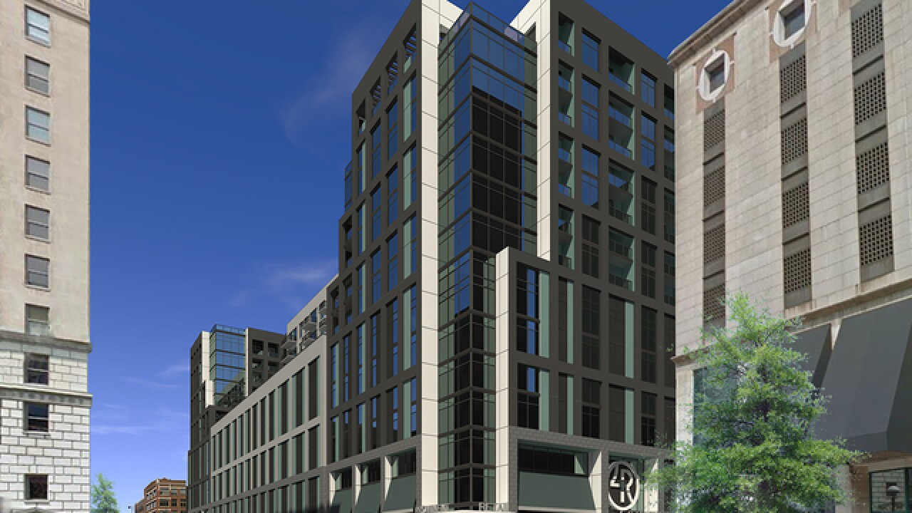 Construction starts on new Downtown development
