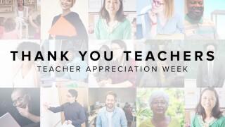 Deals for teachers during teacher appreciation week