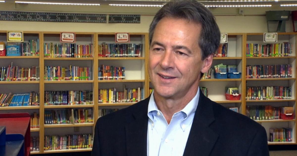 Report: Schumer makes Montana visit to woo Bullock for U.S. Senate