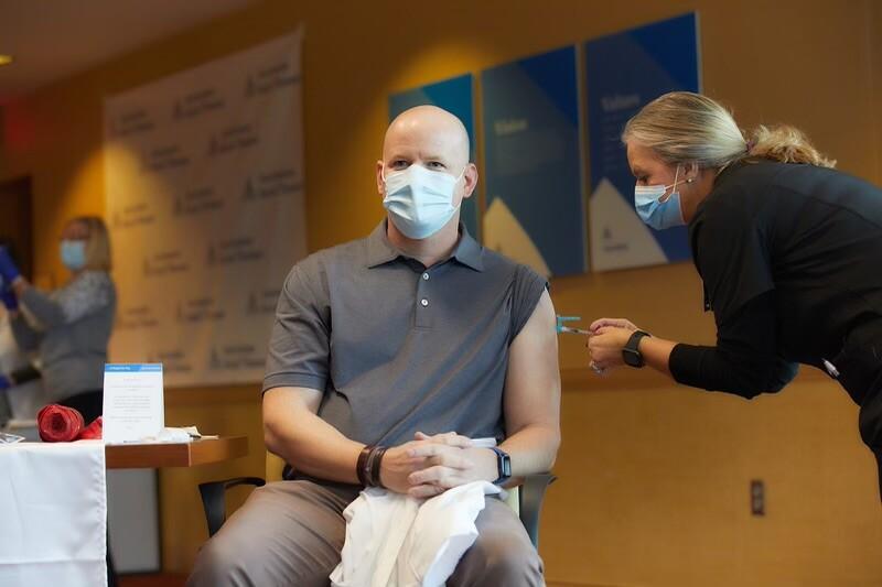jeff mason covid vaccie
