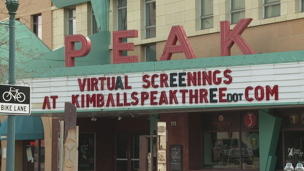 Kimball's Peak Theater