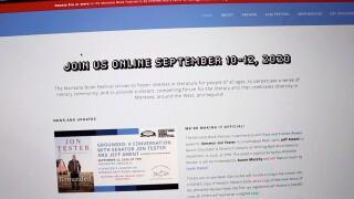 Montana Book Festival goes virtual