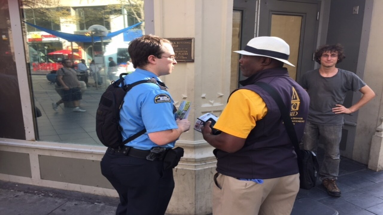 After Several Violent Attacks On The 16th Street Mall A New Era Of Security For Visitors