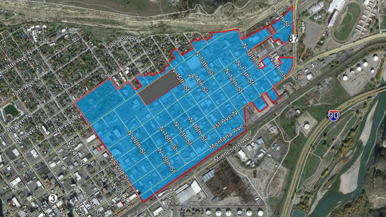 East Billings Industrial Revitalization District BIRD EBIRD.jpg