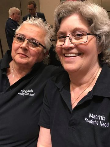 Faces of the Detroit 2020 Macomb County Town Hall