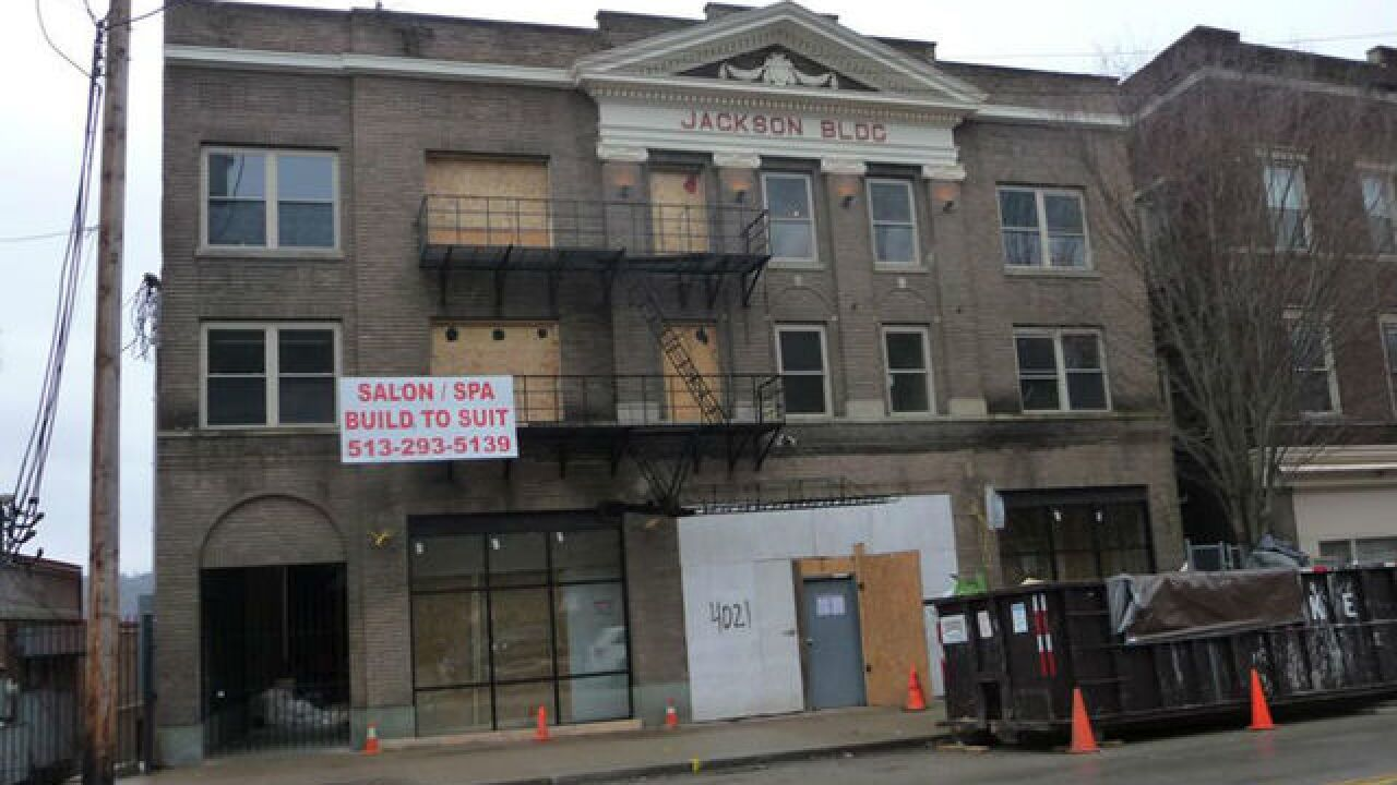 For builder, every crumbling building has story