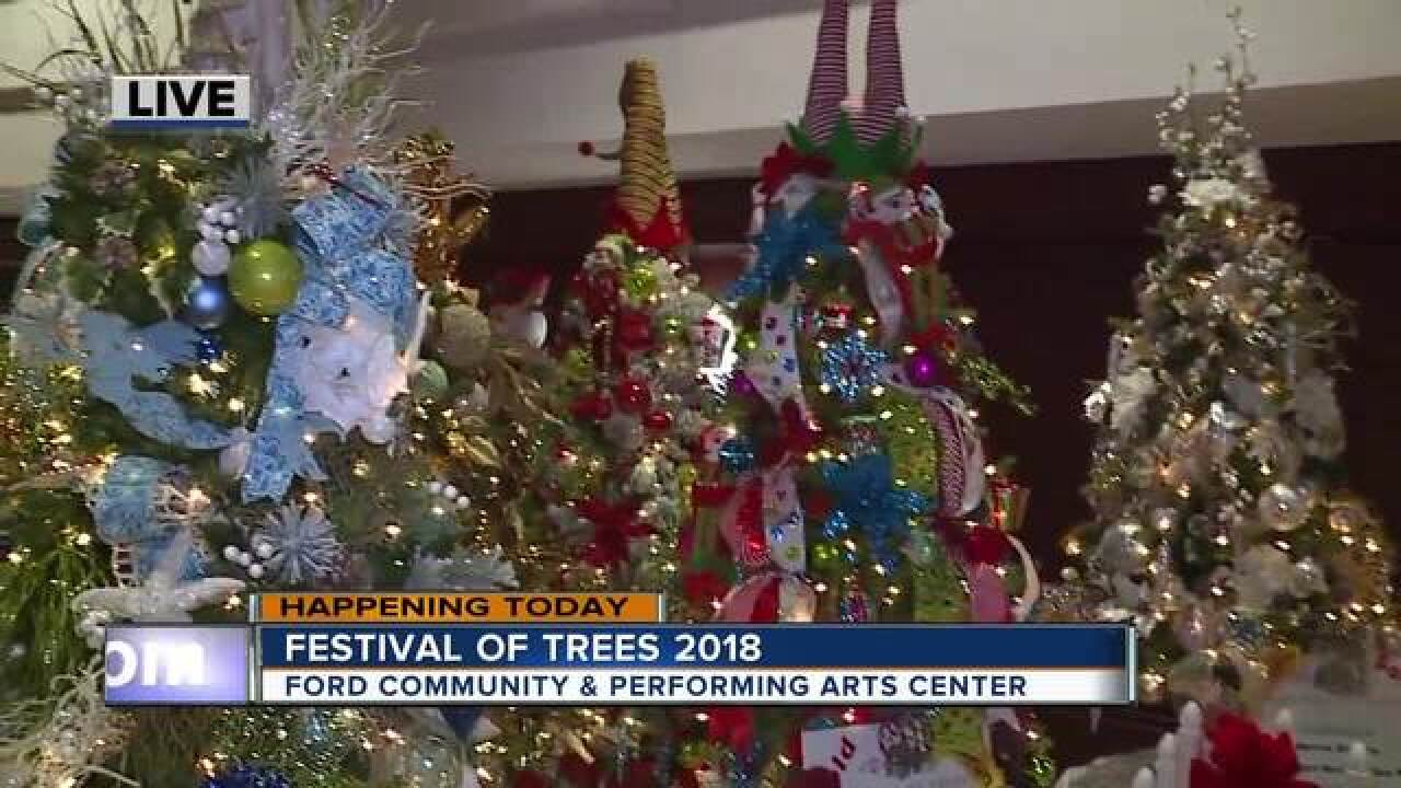 34th Annual Festival of Trees