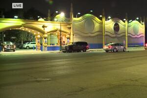 6 shot outside of Detroit strip club