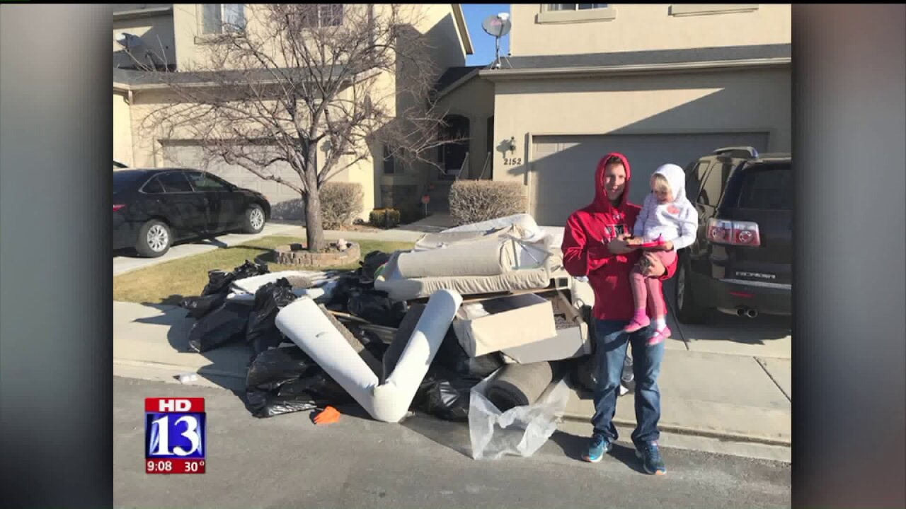 Flooding in multiple Lehi basements causes damage; awfulsmells