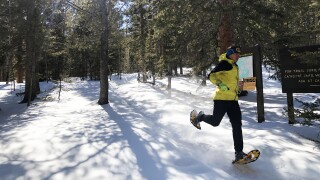 After years of calling Barr Camp on Pikes Peak home, this elite ultrarunner is coming down for good