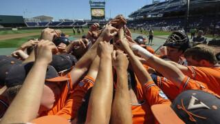 CWS Virginia Baseball