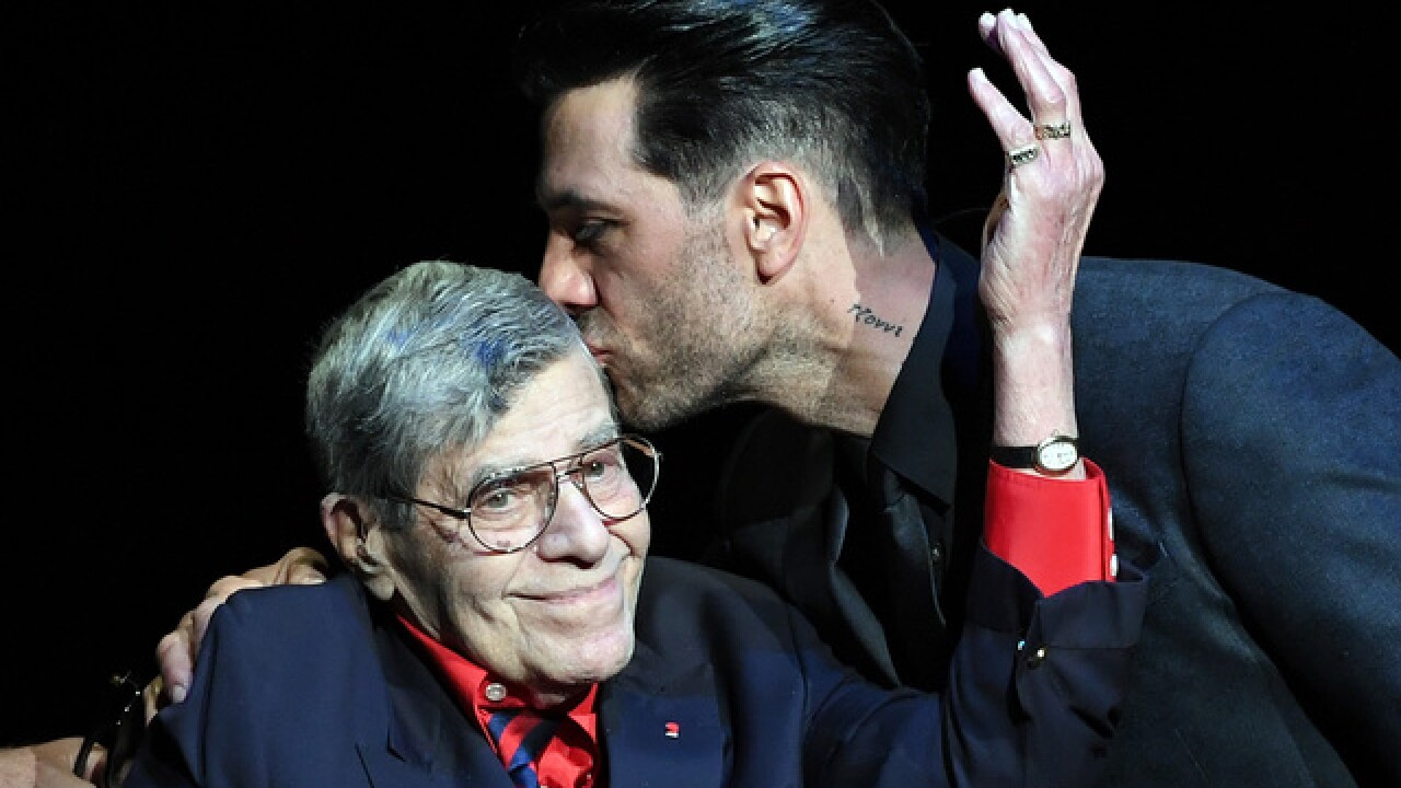 Daughter of Jerry Lewis talks about auction
