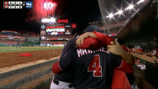 Washington Nationals beat St. Louis Cardinals, finally make it into the World Series