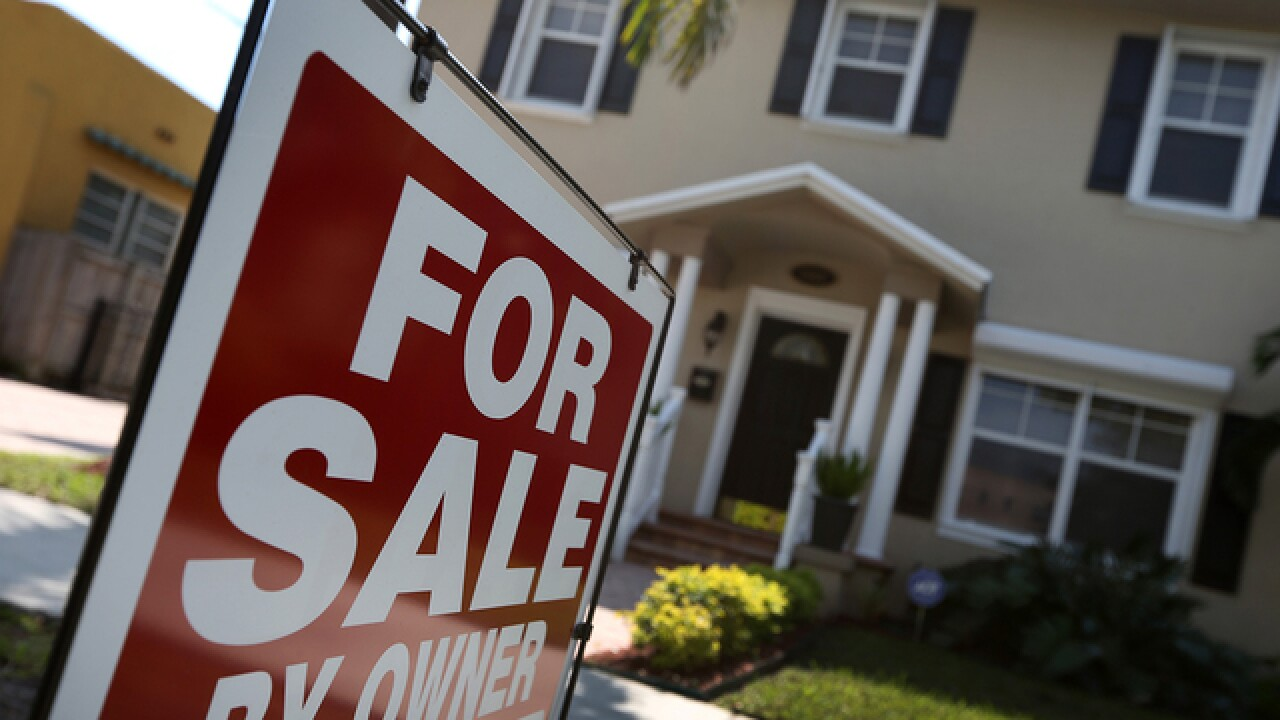 Home sales slid across Colorado in September