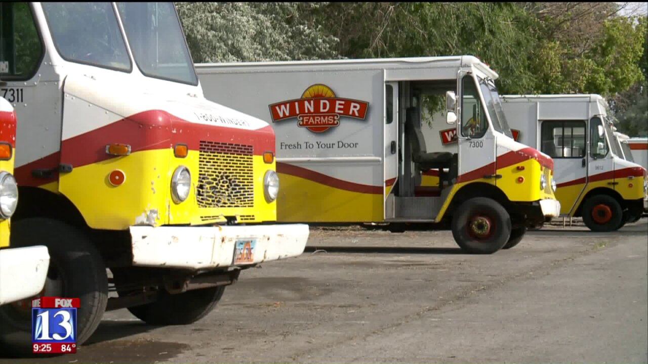 Uniquely Utah: The final days of Winder Dairy delivery