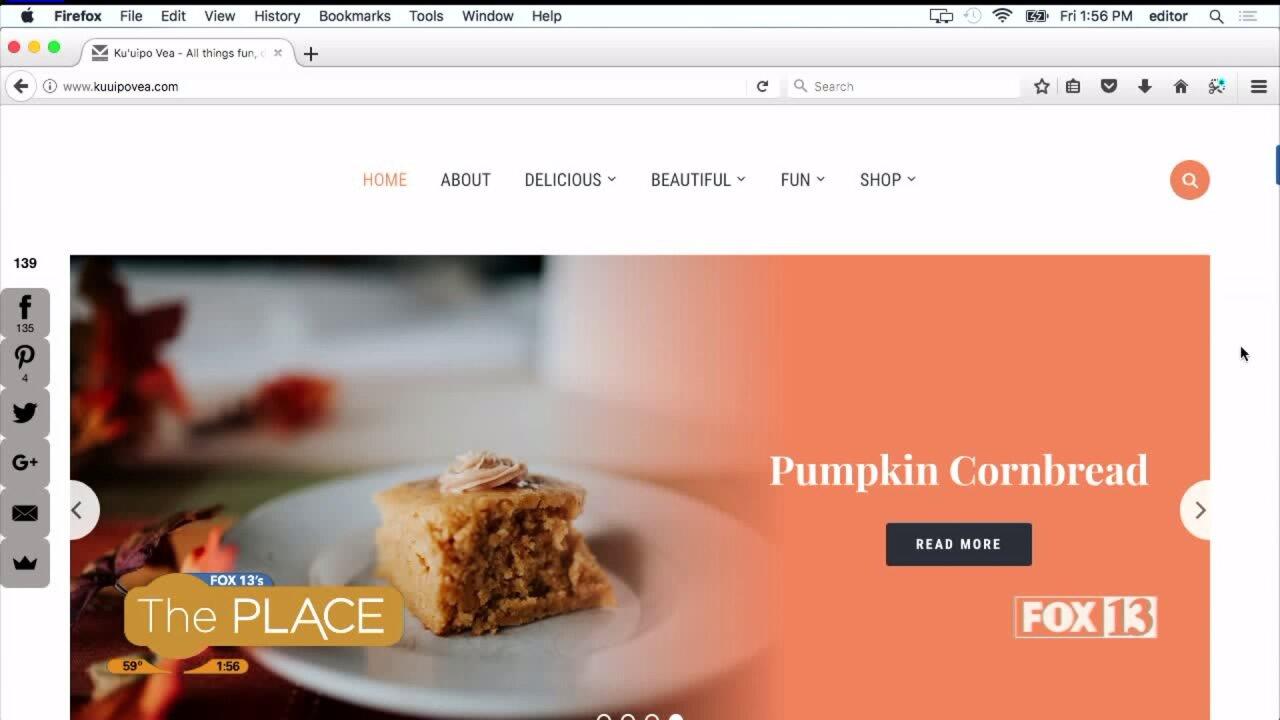 Recipe: Pumpkin Cornbread