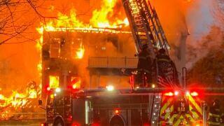 Joppa Magnolia Volunteer Fire Company kingsville fire
