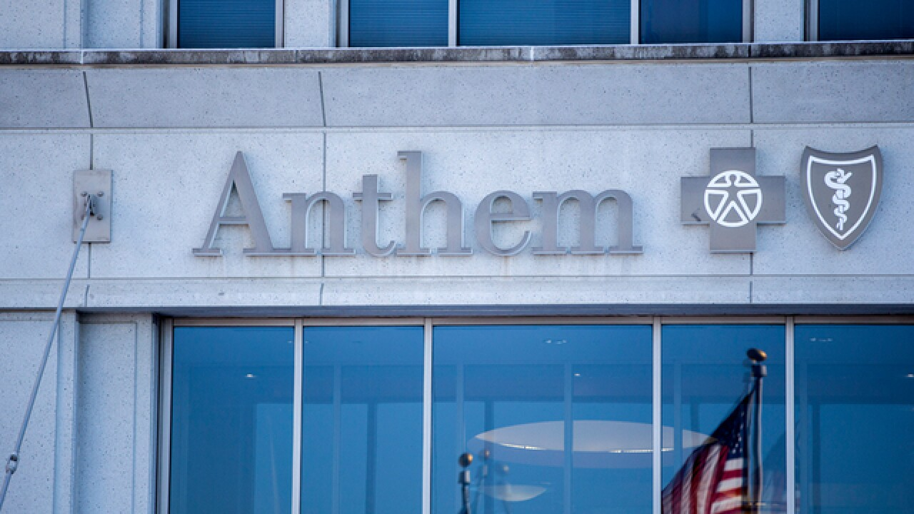 Anthem to withdraw from Ohio health care exchange at end of year