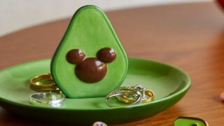 Disney Has A Line Of Avocado-themed Gear And The Pits Are Shaped Like Mickey Mouse