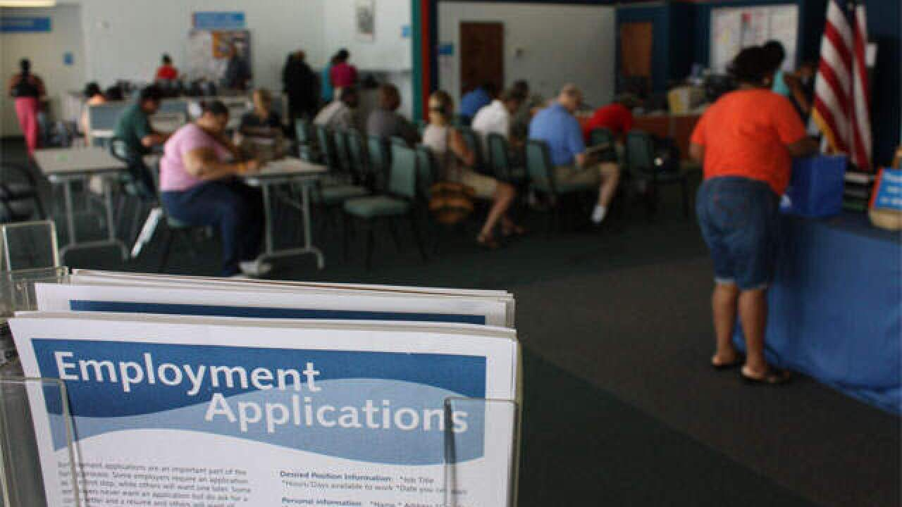 Florida unemployment drops as state recovers from hurricane