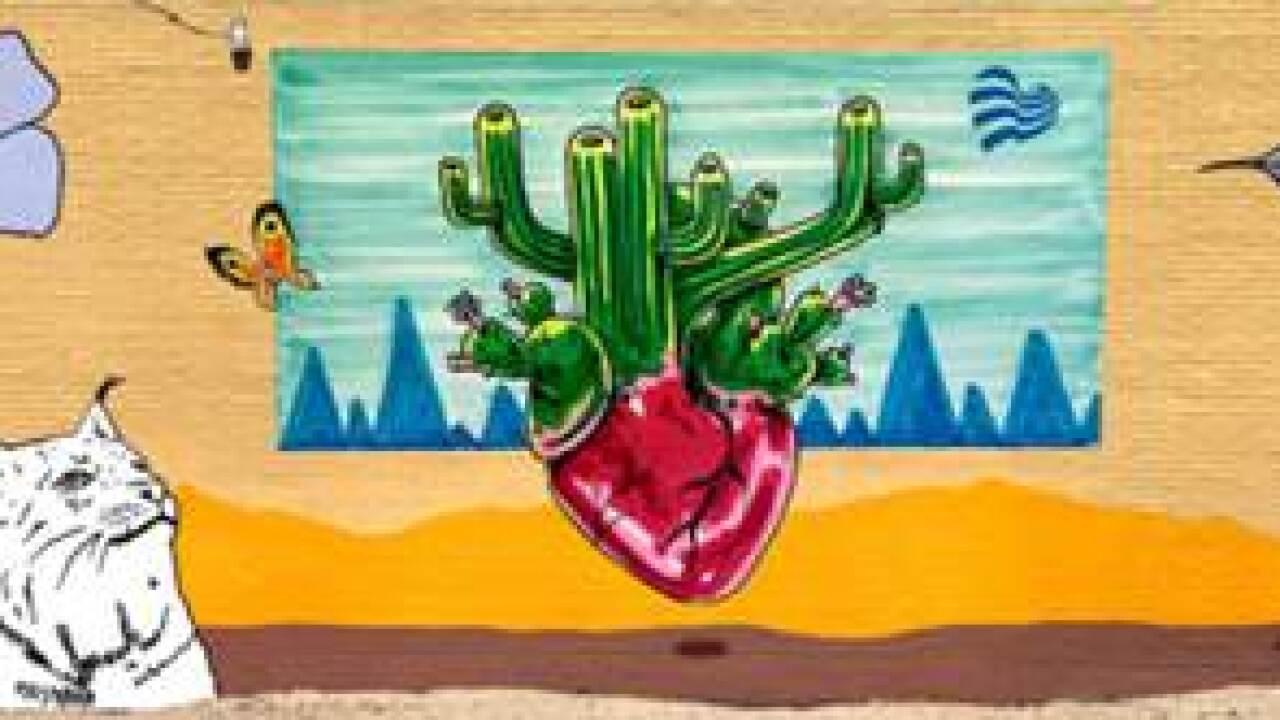Tucson Mural 3