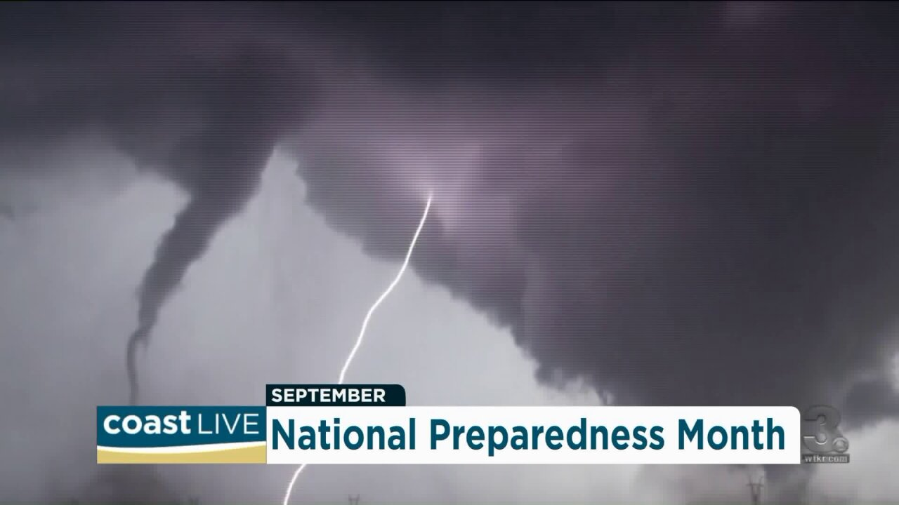 Severe weather prep and recovery tips on Coast Live