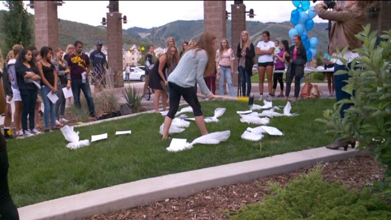 Park City High students address body image issues