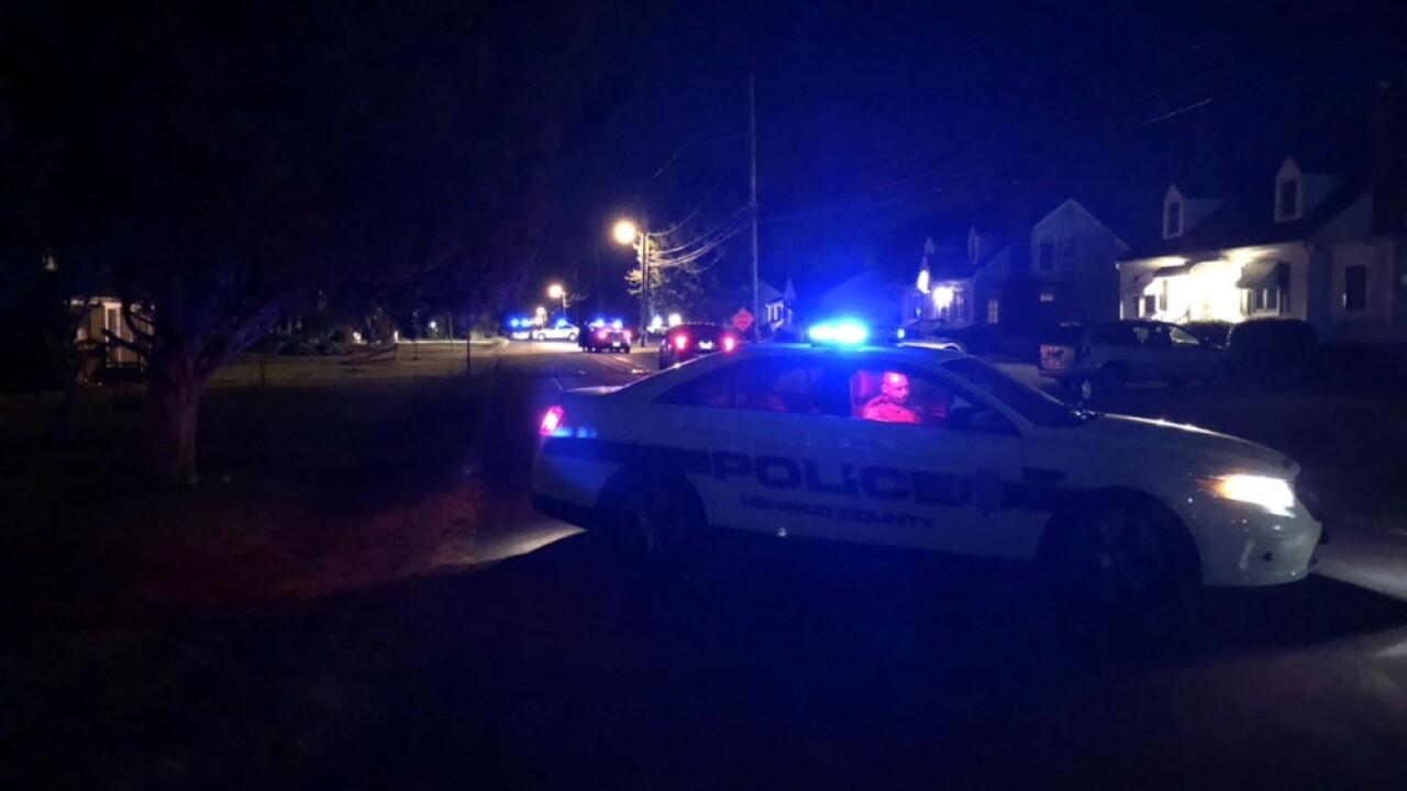 2 homes struck by gunfire in HighlandSprings
