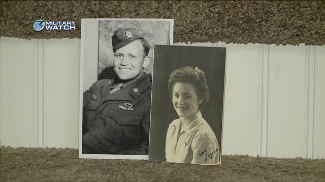 Virginia Beach veteran reunited with lost love from the other side of the world after 70 years