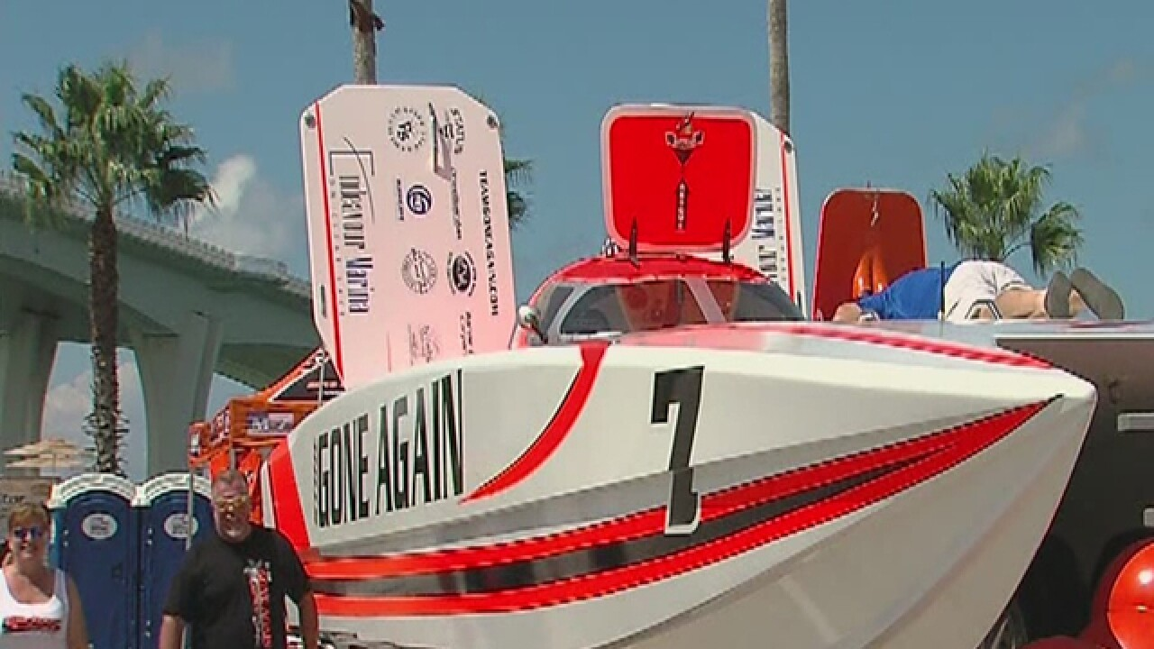 Clearwater Beach's Super Boat National Championship bringing thousands of people to Bay Area