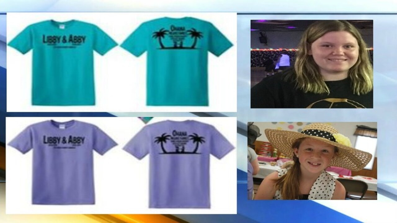 Delphi business selling shirts for teens famly