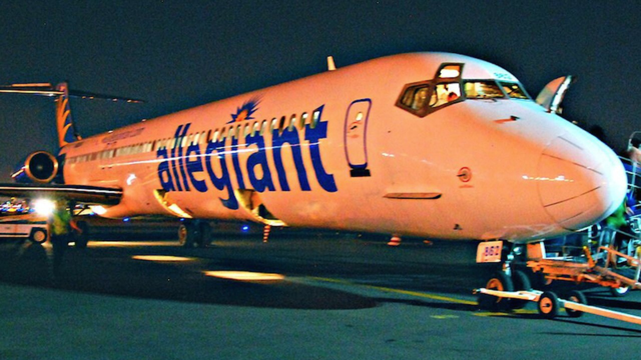 FAA reviewing Allegiant Air operations