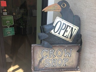 Visitor Education Center Shop-CROW
