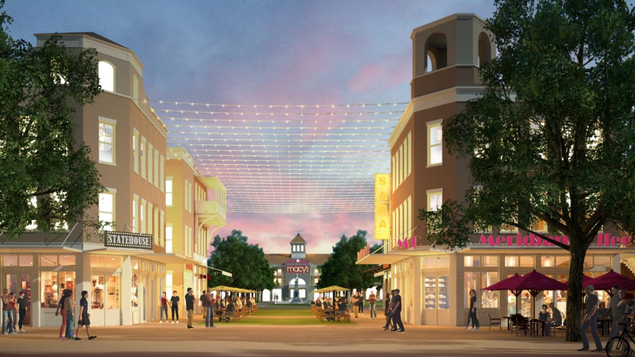 Boulevard Mall Future Look