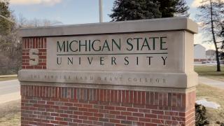 Michigan State University incoming class