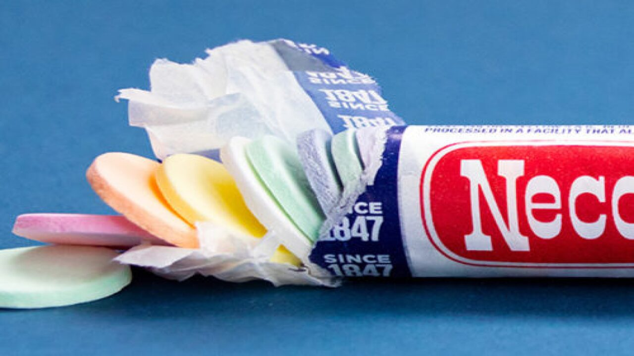 Necco Wafers Are Returning To Stores After 2-year Absence