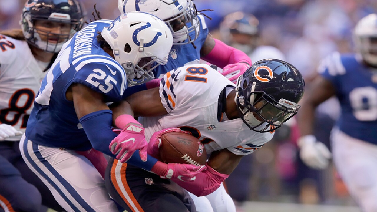 PHOTOS: Colts v Bears