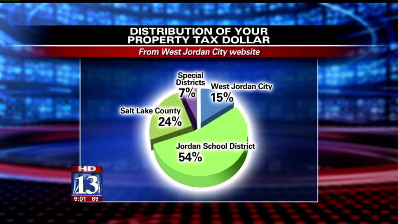 Tax hikes becoming common for Utah cities