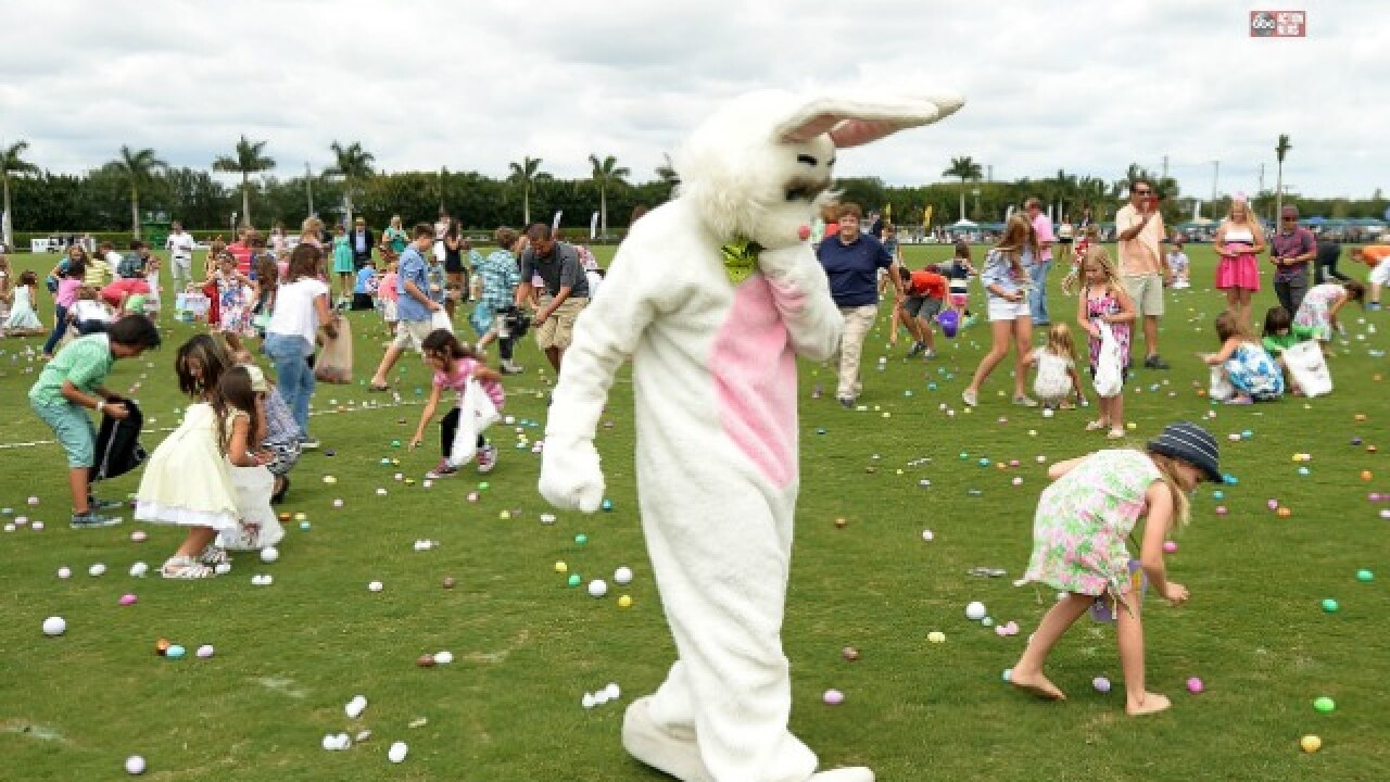 Where to hunt for Easter eggs in Tampa Bay