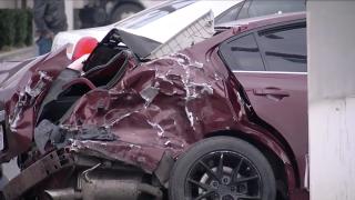 oildale major injury crash