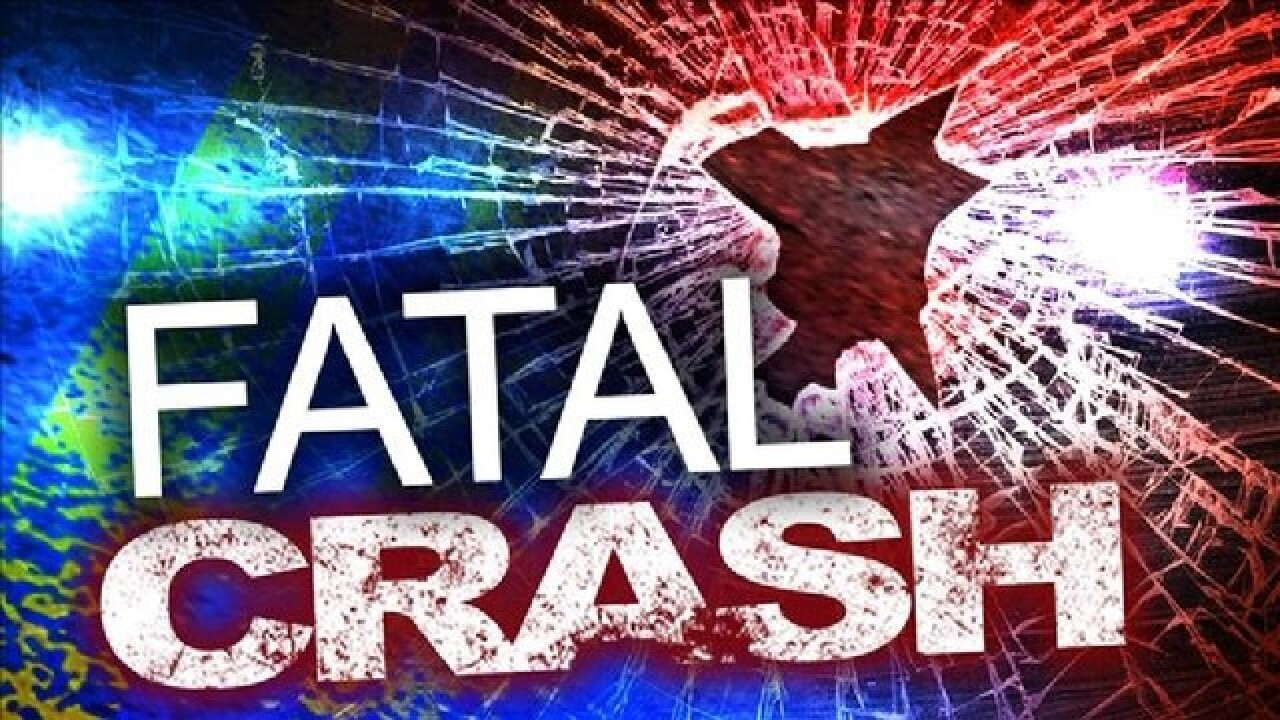 One dead after motorcycle crash on Highway 6