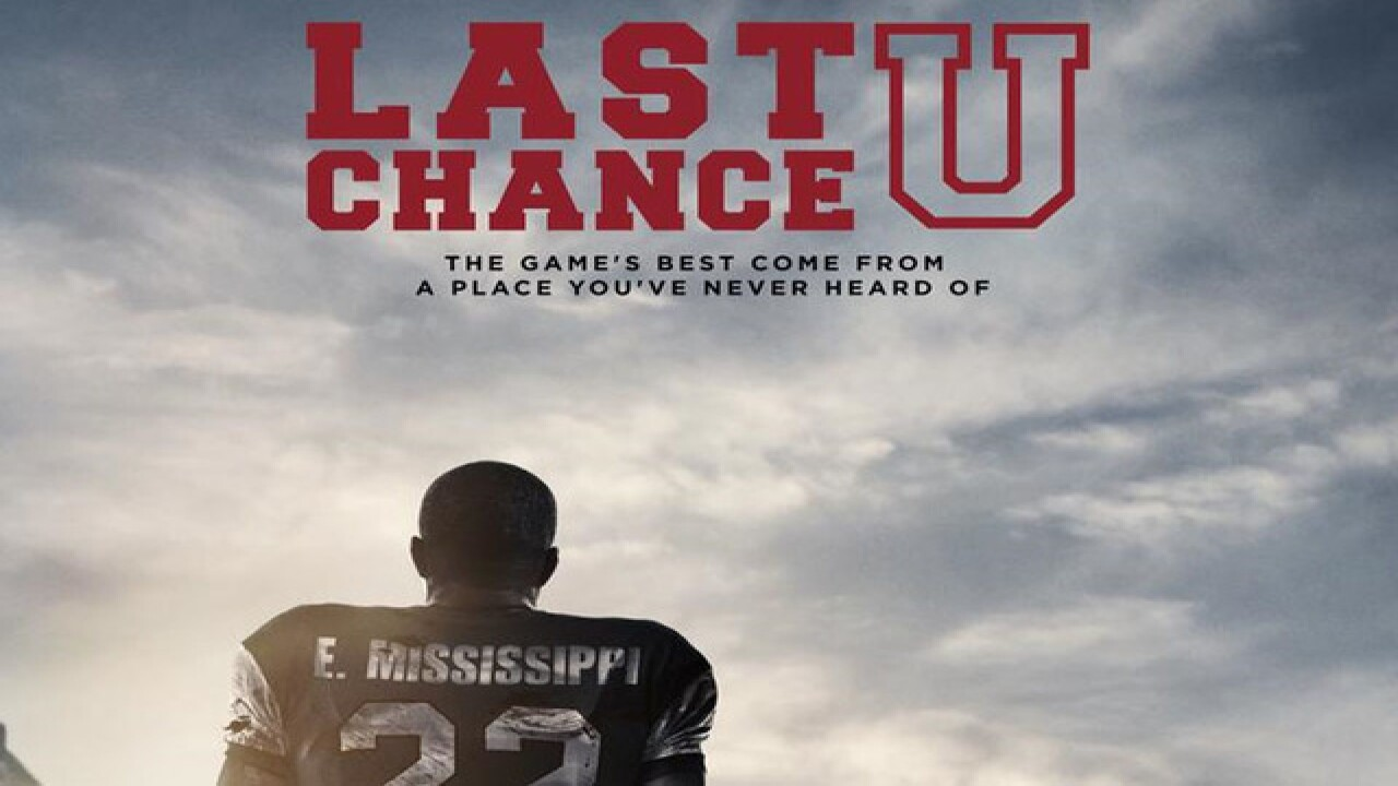 Netflix's 'Last Chance U' star arrested on murder charges
