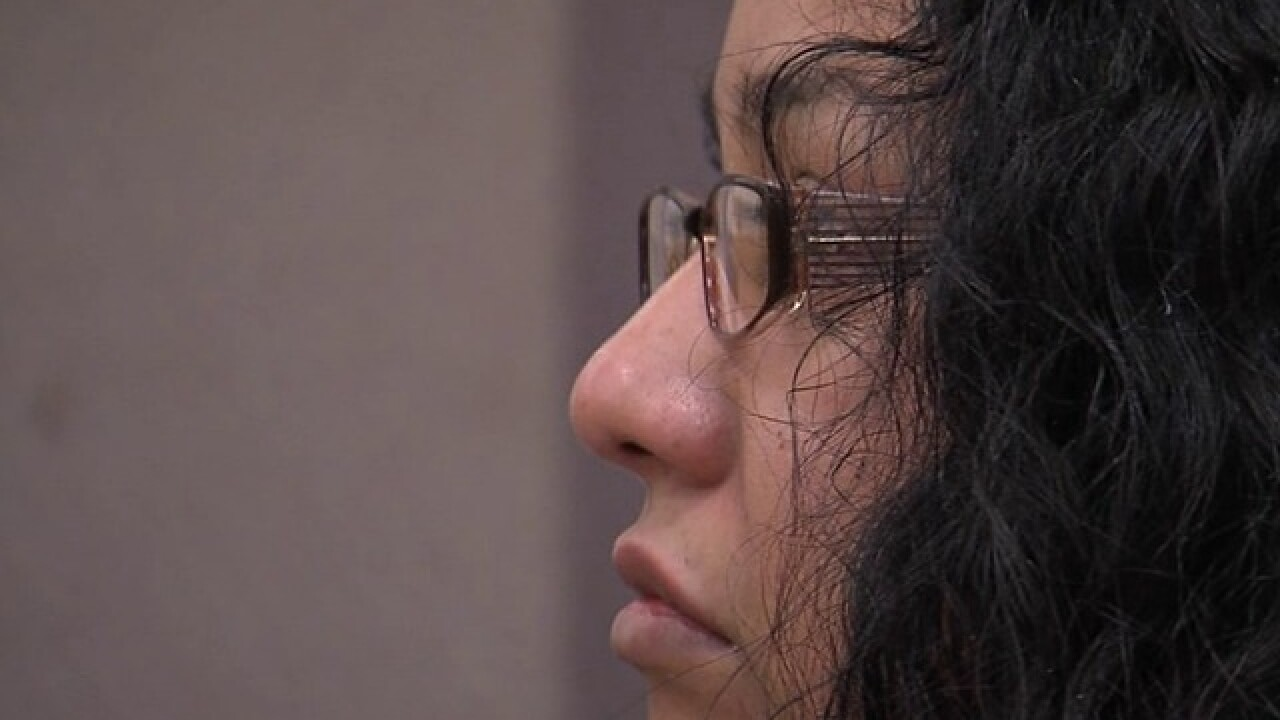 10 years for mom who left baby in hot car