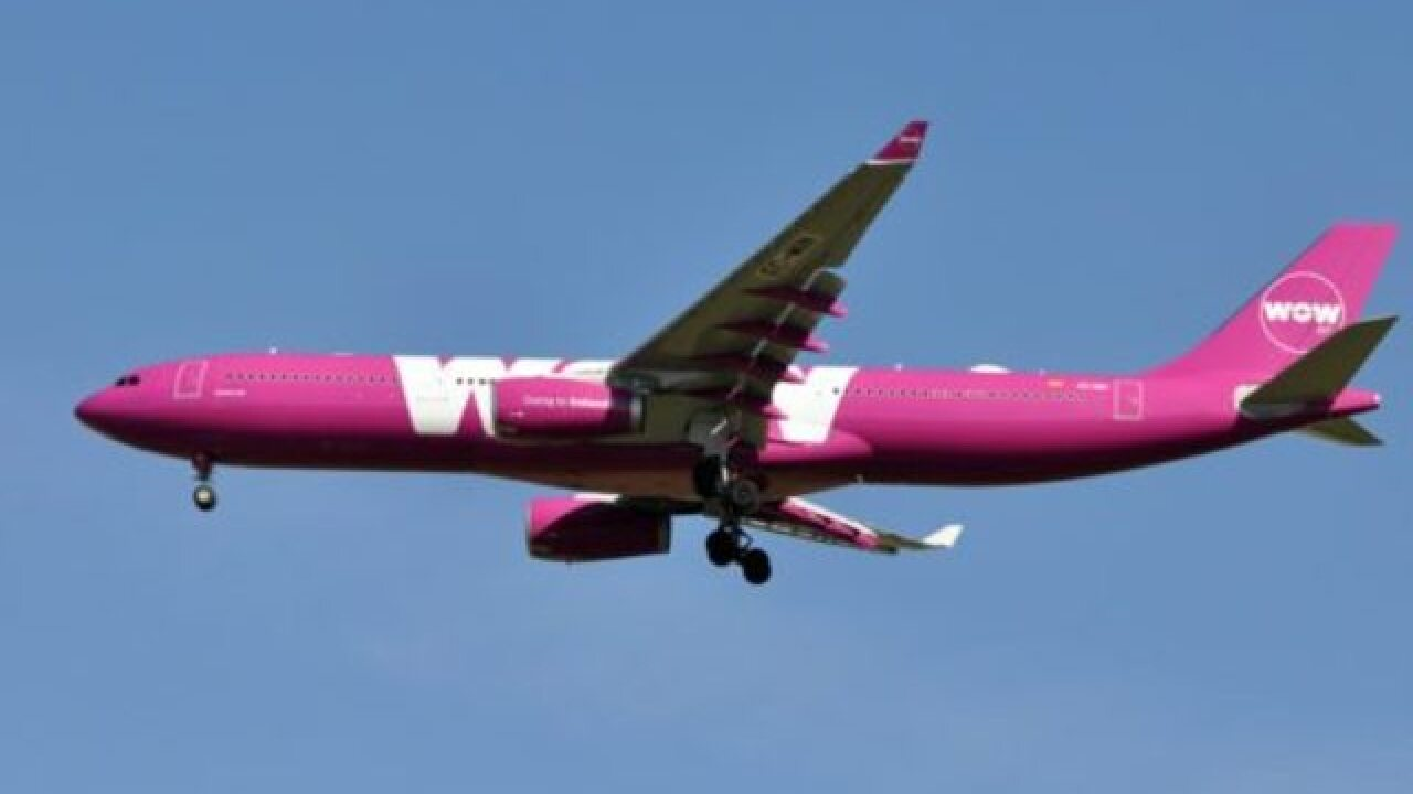 WOW Air not taking Cincy bookings after Oct. 26
