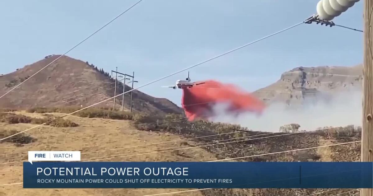 Some Summit County residents should prepare for potential power shutoff