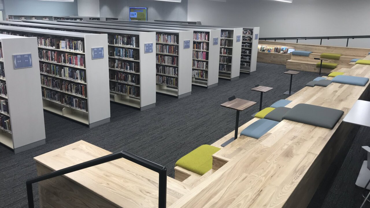 red bridge mid continent public library new branch 2