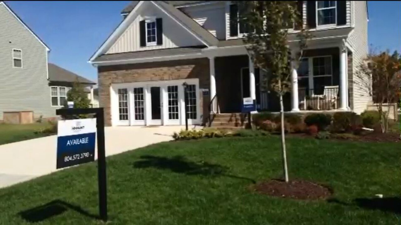 Woman sexually assaulted while showing model home tostranger